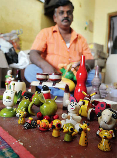 Channapatna Toys To Represent State In Republic Day Parade