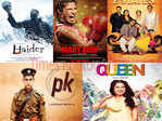 60th Britannia Filmfare Awards: Nominations
