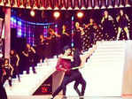 60th Britannia Filmfare Awards: Rehearsals