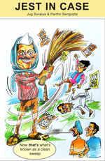 AAP's clean sweep
