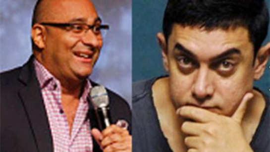Russell Peters asks Aamir Khan to shut up
