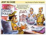 Espionage: Shastri Bhawan
