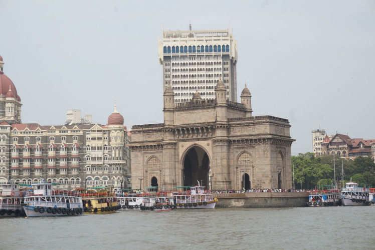 Best hotels in mumbai top 5 hotels in mumbai for Best boutique hotels in mumbai