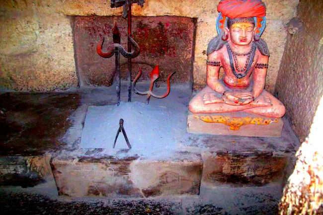 Bharthari Caves, Ujjain, Madhya Pradesh