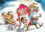 Fresh tremors for PM