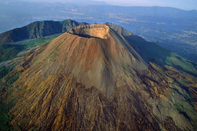 mt vesuvius sightseeing in naples times of india travel