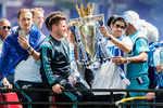 Chelsea celebrate EPL title