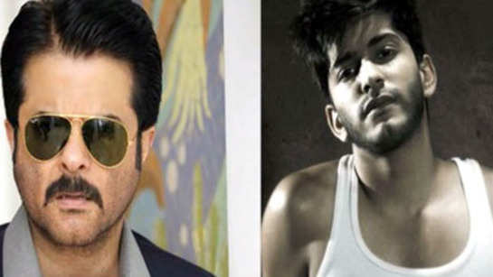 Anil Kapoor's son Harshwardhan keeps a low profile