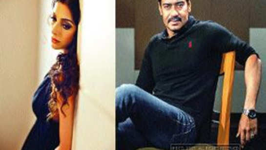 Ajay Devgn-Tabu revive childhood memories on the sets of 'Drishyam'