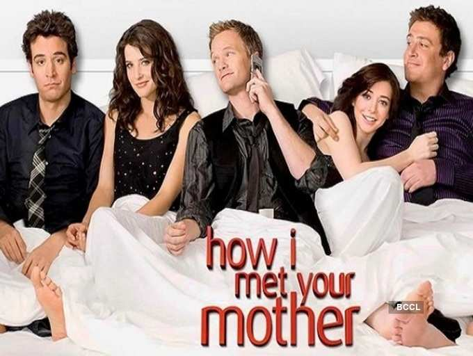 30 Facts You Might Not Know About How I Met Your Mother The Times Of India