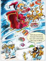 Early Christmas for Bihar