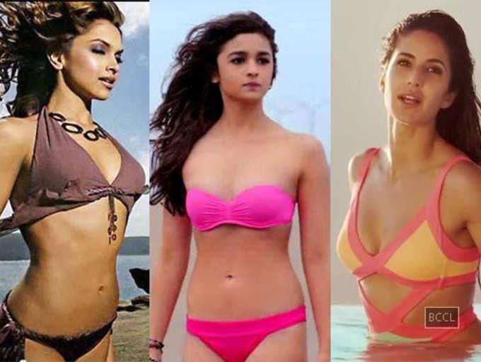Bollywood Actresses Who Should Never Wear Bikini