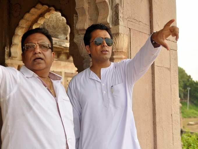 Har Har Byomkesh: Straight from Benaras shoot