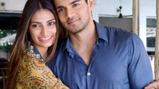 Sooraj Pancholi dating Athiya Shetty?