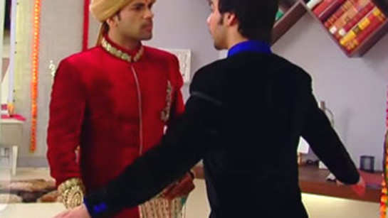 Thapki Pyaar Ki: Dhruv and Bihaan fight for Thapki on the wedding day
