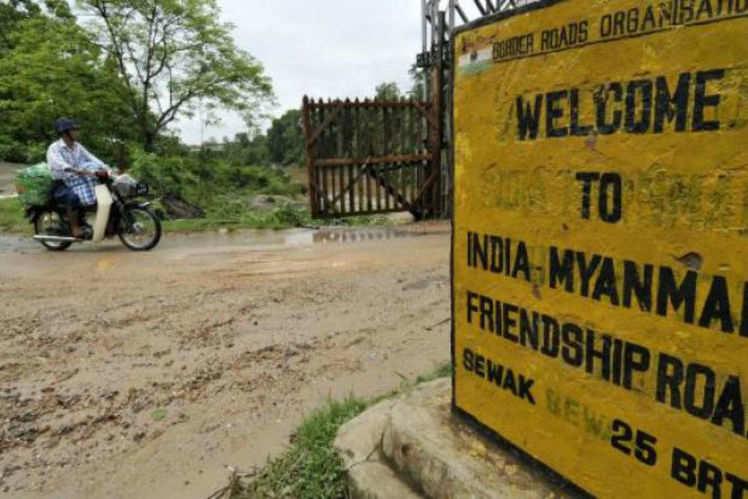 India To Thailand On Wheels