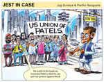 Rahul in US