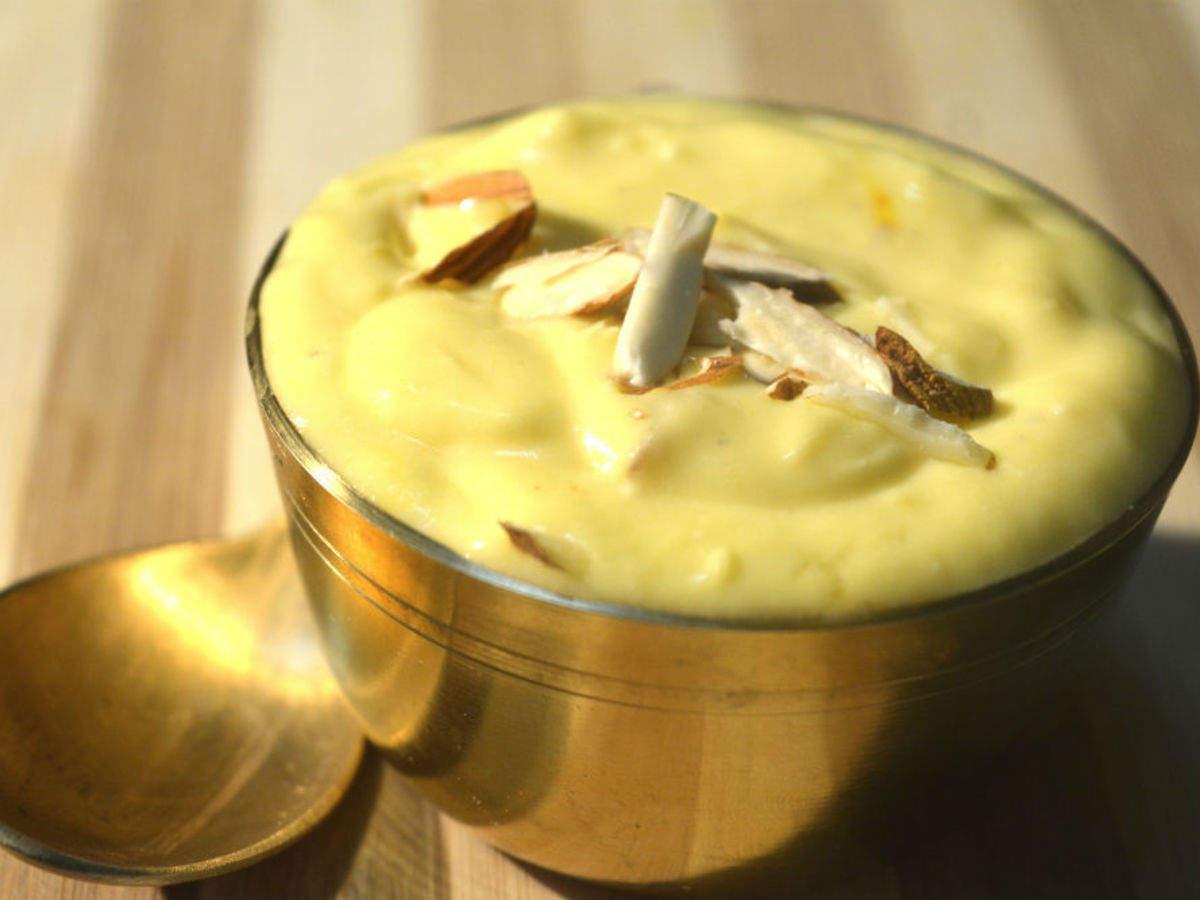 Srikhand at Falahaar, Jaipur - Get Srikhand at Falahaar Restaurant Reviews  on Times of India Travel