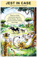 Politics over cow slaughter