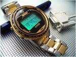 Timex DataLink smartwatch