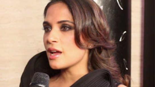 Richa Chadha at the Filmfare Nomination Night