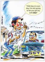 Odd-even and GST deadlock