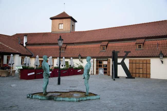 Franz Kafka Museum - Prague: Get the Detail of Franz Kafka