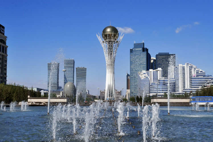 places to visit in astana astana sights and tourist attractions