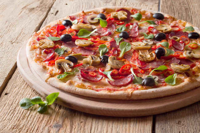 California Pizza Kitchen, Gurgaon - Get