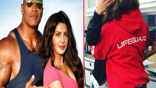 It's a wrap for Priyanka Chopra's 'Baywatch'