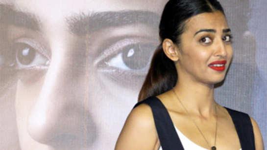 Radhika Apte shares her phobia