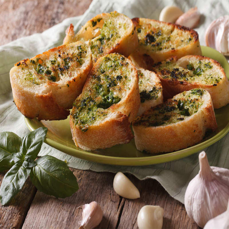 Garlic Bread Recipe How To Make Garlic Bread Quick Garlic Bread Recipe