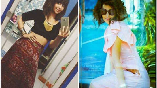 Balika Vadhu actress Avika Gor looks chic and stylish