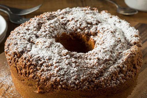 Buttermilk Cinnamon Coffee Cake
