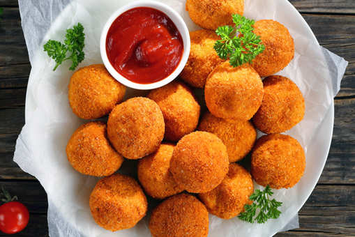 Potato Croquettes