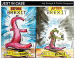 British Pound - Before and after Brexit