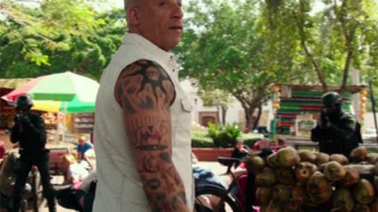 xXx: Return of Xander Cage: Teaser Trailer