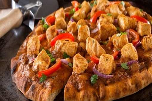 Chicken Supreme Pizza