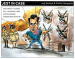 Salman and Chinkaras