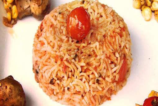 Fenugreek and Wine Rice