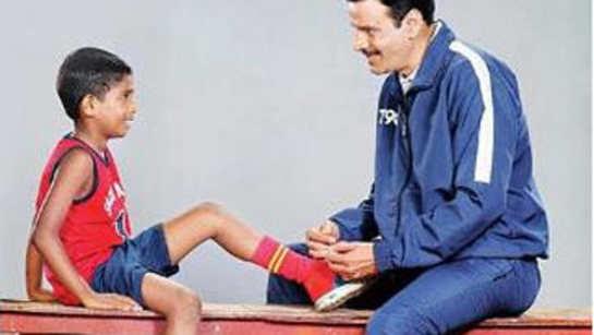 I want my daughter to watch 'Budhia Singh Born To Run': Manoj Bajpayee