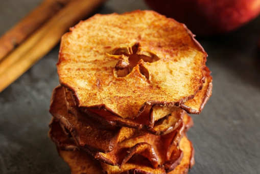 Spicy Apple Chips
