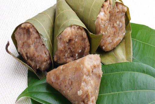 Kumble - Sweet Jackfruit Wraps