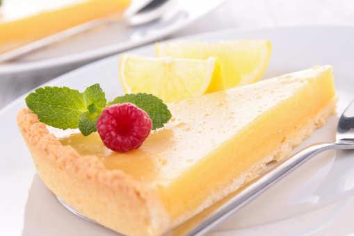 Microwave Lemon Tart