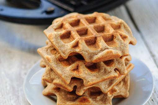 Healthy Oats Waffle