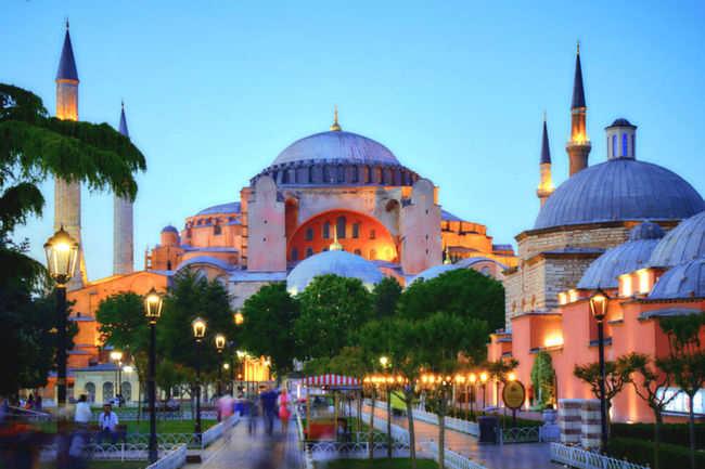 Hagia Sophia Istanbul Get The Detail Of Hagia Sophia On Times Of