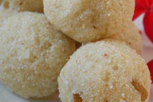 Rava Coconut Balls