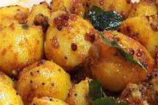 Baby Potato Masala