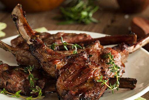 Lamb Chop Kebab