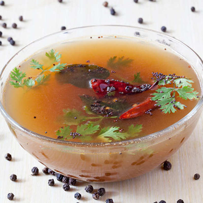 Pepper Rasam Recipe: How to Make Pepper Rasam Recipe | Homemade Pepper Rasam Recipe